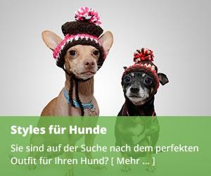 Hundebekleidung Styles für Hunde