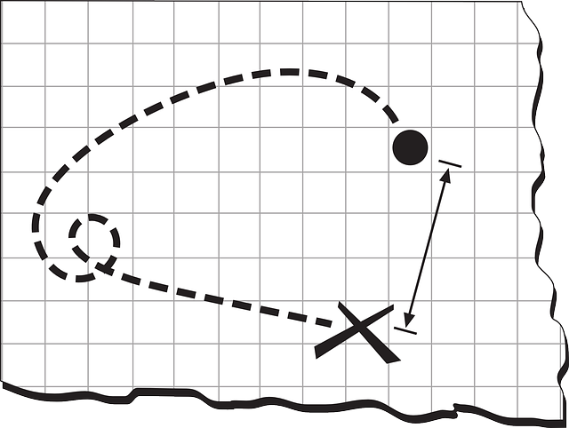 Saugroboter Navigation