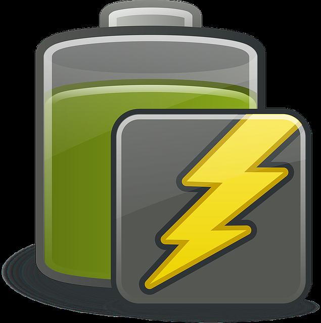 Selbstfahrender Staubsauger Batterie Anzeige Akku